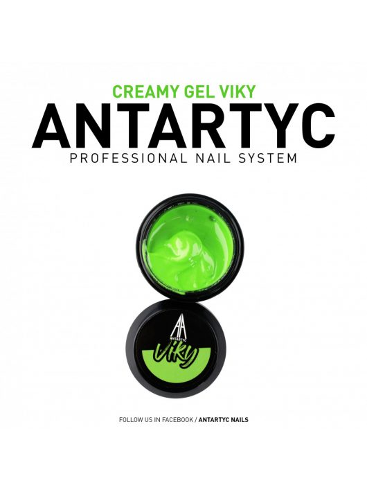 Creamy Gel Farbe Viky - 8ml